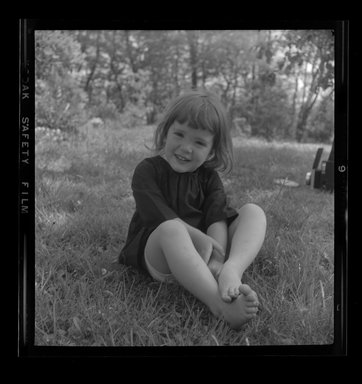 Consuelo Kanaga (American, 1894-1978). [Untitled]. Safety Negative, 2 1/2 x 2 1/4 in. (6.4 x 5.7 cm). Brooklyn Museum, Gift of Wallace B. Putnam from the Estate of Consuelo Kanaga, 82.65.493