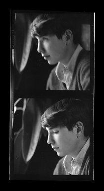 Consuelo Kanaga (American, 1894-1978). [Untitled]. Safety Negative, 4 5/8 x 2 1/4 in. (11.7 x 5.7 cm). Brooklyn Museum, Gift of Wallace B. Putnam from the Estate of Consuelo Kanaga, 82.65.517