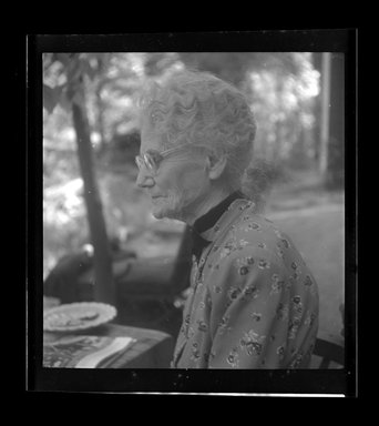 Consuelo Kanaga (American, 1894-1978). [Untitled]. Safety Negative, 2 1/4 x 2 1/4 in. (5.7 x 5.7 cm). Brooklyn Museum, Gift of Wallace B. Putnam from the Estate of Consuelo Kanaga, 82.65.563