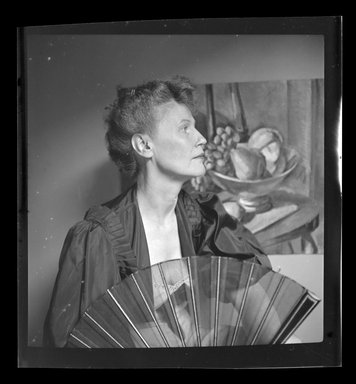 Consuelo Kanaga (American, 1894-1978). [Untitled]. Safety Negative, 2 1/4 x 2 1/4 in. (5.7 x 5.7 cm). Brooklyn Museum, Gift of Wallace B. Putnam from the Estate of Consuelo Kanaga, 82.65.570
