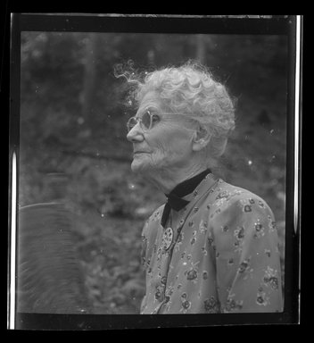 Consuelo Kanaga (American, 1894-1978). [Untitled]. Safety Negative, 2 1/4 x 2 1/4 in. (5.7 x 5.7 cm). Brooklyn Museum, Gift of Wallace B. Putnam from the Estate of Consuelo Kanaga, 82.65.573