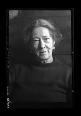 Consuelo Kanaga (American, 1894-1978). [Untitled]. Negative, 2 1/4 x 3 1/2 in. (5.7 x 8.9 cm). Brooklyn Museum, Gift of Wallace B. Putnam from the Estate of Consuelo Kanaga, 82.65.593