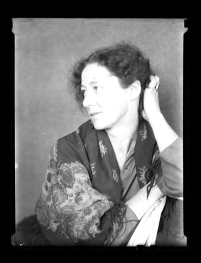 Consuelo Kanaga (American, 1894-1978). [Untitled]. Negative, 3 x 4 in. (7.6 x 10.2 cm). Brooklyn Museum, Gift of Wallace B. Putnam from the Estate of Consuelo Kanaga, 82.65.600