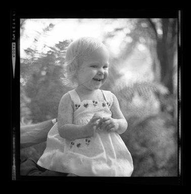 Consuelo Kanaga (American, 1894-1978). [Untitled]. Negative, 2 1/4 x 2 1/4 in. (5.7 x 5.7 cm). Brooklyn Museum, Gift of Wallace B. Putnam from the Estate of Consuelo Kanaga, 82.65.694