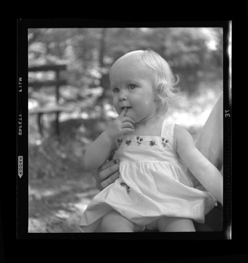 Consuelo Kanaga (American, 1894-1978). [Untitled]. Negative, 2 1/4 x 2 1/4 in. (5.7 x 5.7 cm). Brooklyn Museum, Gift of Wallace B. Putnam from the Estate of Consuelo Kanaga, 82.65.710