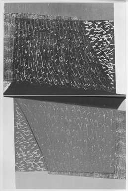 Susan Crile (American, born 1942). Renvers on Two Tracks, 1982. Woodcut Brooklyn Museum, Gift of Joseph S. Murphy, 84.159. © Susan Crile