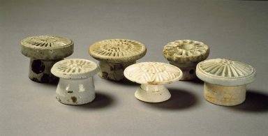 Brooklyn Museum: Rice-Cake Mold