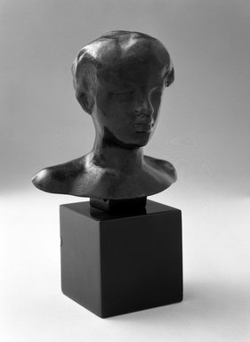 Brooklyn Museum: Bust of the Zoubaloff Bather (Tête de baigneuse Zoubaloff)