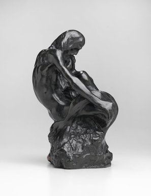 Auguste Rodin (French, 1840-1917). Glaucus, before 1891, cast 1972. Bronze, 7 7/8 x 6 1/8 x 4 7/8 in.  (20.0 x 15.6 x 12.4 cm). Brooklyn Museum, Gift of the Iris and B. Gerald Cantor Foundation, 84.75.5. Creative Commons-BY
