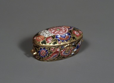 Brooklyn Museum: Amulet Box