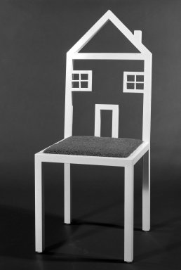 Brooklyn Museum: One Family House Chair