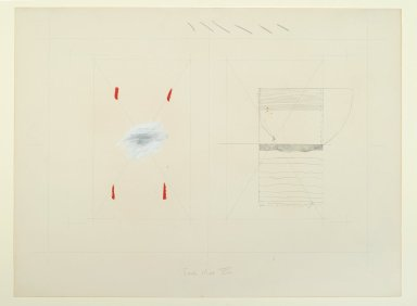 Brooklyn Museum: Fear Map VIII