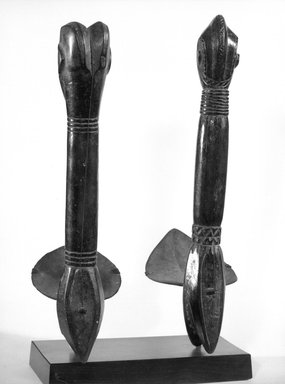 Brooklyn Museum: Ceremonial Hoe