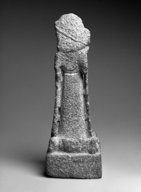 Standing Guanyin, 580-618. Limestone, 22 x 7 1/4 x 5 in. (55.9 x 18.4 x 12.7 cm). Brooklyn Museum, Gift of the Edith and Milton Lowenthal Foundation, 88.197. Creative Commons-BY
