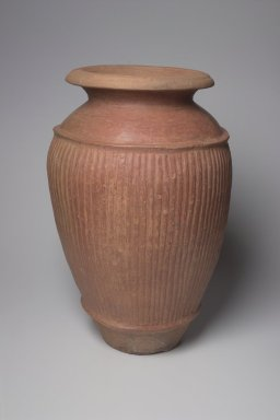 Etruscan. Pithos, 7th century B.C.E. Pottery, 27 9/16 x 17 3/8 in. (70 x 44.2 cm). Brooklyn Museum, Gift of Robin F. Beningson, 88.202.6. Creative Commons-BY