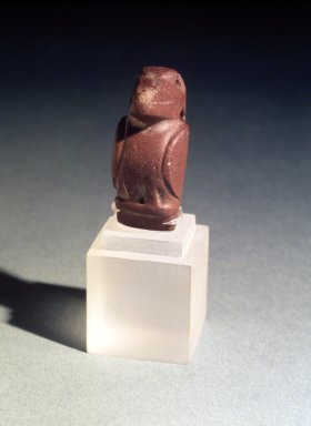 Milagro Phase. Amulet, 500-1500 C.E. Stone, 1 1/2 x 3 x 5/8 in. (3.8 x 7.6 x 1.6 cm). Brooklyn Museum, Gift of Mr. and Mrs. Tessim Zorach, 88.57.6. Creative Commons-BY