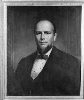 Ferdinand Thomas Lee Boyle (American, 1820-1906). William Everdell, Jr., 1875. Oil on canvas, 29 15/16 x 24 15/16 in. (76.1 x 63.4 cm). Brooklyn Museum, Transferred from the Brooklyn Institute of Arts and Sciences to the Brooklyn Museum, 97.6