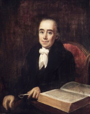 William Dunlap (American, 1766-1839). Robert Snow, 1831. Oil on panel, 33 9/16 x 26 11/16 in. (85.2 x 67.8 cm). Brooklyn Museum, Transferred from the Brooklyn Institute of Arts and Sciences to the Brooklyn Museum, 97.9