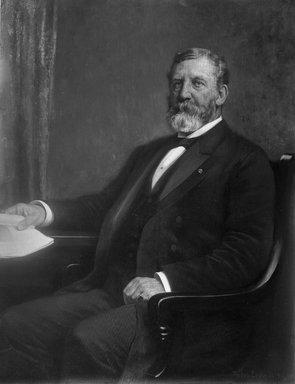 Fedor Encke (German, 1851-1926). General John Blackburne Woodward, 1899. Oil on canvas, 47 1/4 x 36 in.  (120.0 x 91.4 cm). Brooklyn Museum, Gift of Robert B. Woodward, 99.2