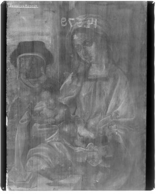 Brooklyn Museum: The Holy Family
