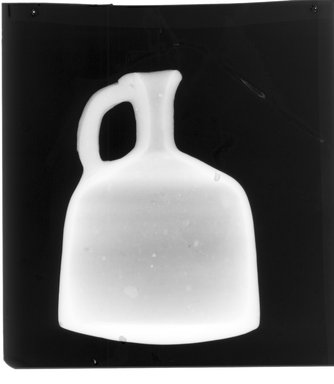 Decanter. Pottery, 5 1/2 in. (14 cm). Brooklyn Museum, Gift of Harvey A. Herbert, 1992.46.6. Creative Commons-BY