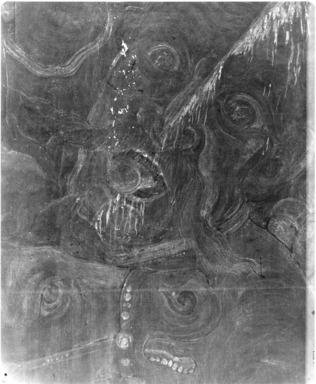 Abbas Al-Musavi. Battle of Karbala, late 19th-early 20th century. Oil on canvas, 72 x 118 in., 104 lb. (182.9 x 299.7 cm, 47.17kg). Brooklyn Museum, Gift of K. Thomas Elghanayan in honor of Nourollah Elghanayan, 2002.6