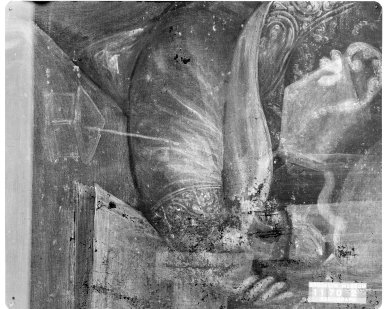 Pedro Nolasco y Lara (Peruvian). The Legend of San Augustine, 18th century. Oil on canvas, 65 1/2 x 43 3/4in. (166.4 x 111.1cm). Brooklyn Museum, Museum Expedition 1941, Frank L. Babbott Fund, 41.1275.192