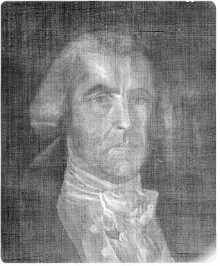 John Mason Furness (American, 1763-1804). John Vinall, ca. 1792. Oil on canvas, 49 5/16 x 39 7/16 in. (125.2 x 100.2 cm). Brooklyn Museum, Dick S. Ramsay Fund, 41.878