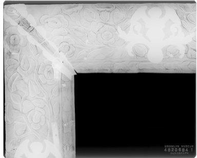 Unknown. Saint Catherine of Siena, 17th century. Painting: Oil on copper Frame: Silver on wood core, 17 3/4 x 15in. (45.1 x 38.1cm). Brooklyn Museum, Frank L. Babbott Fund, Frank Sherman Benson Fund, Carll H. de Silver Fund, A. Augustus Healy Fund, Caroline A.L. Pratt Fund, Charles Stewart Smith Memorial Fund, and Ella C. Woodward Memorial Fund, 48.206.84