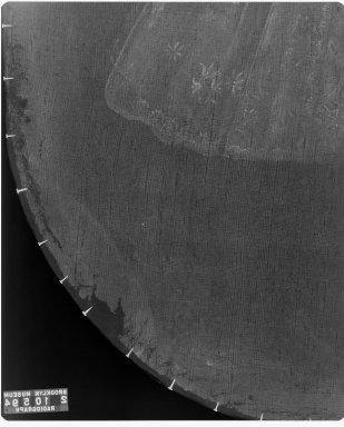Attributed to Nicolás Enríquez (Mexican, active 1730-1768). Doña María de la Luz Padilla y Gómez de Cervantes, ca. 1735. Oil on canvas, Oval: 35 3/8 x 26 in. (89.9 x 66 cm). Brooklyn Museum, Museum Collection Fund and Dick S. Ramsay Fund, 52.166.3