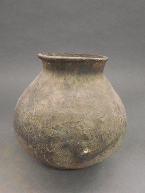 Possibly Ancient Pueblo (Anasazi) (Native American). Jar. Clay, slip, 7 7/8 x 4 5/8 in.  (20.0 x 11.7 cm). Brooklyn Museum, Riggs Pueblo Pottery Fund, 02.257.2361. Creative Commons-BY
