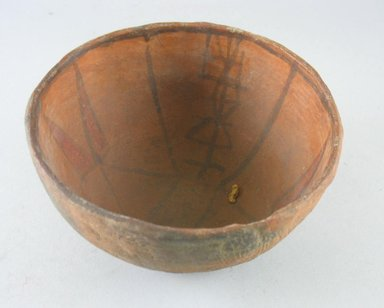 Navajo (Native American). Bowl (Tetsa). Pottery, (8.0 x 14.0 cm). Brooklyn Museum, Museum Expedition 1903, Museum Collection Fund, 03.325.3787. Creative Commons-BY