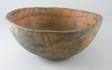 Navajo (Native American). Bowl (Tetsa). Pottery, (9.0 x 22.0 cm). Brooklyn Museum, Museum Expedition 1903, Museum Collection Fund, 03.325.3792. Creative Commons-BY