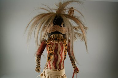 Brooklyn Museum: Kachina Doll (Hilili Kohanna)