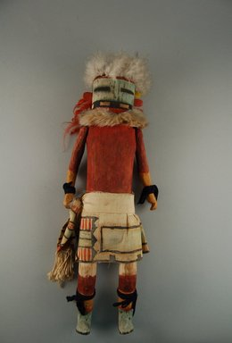 Brooklyn Museum: Kachina Doll (Ptotsana or Petetessna)