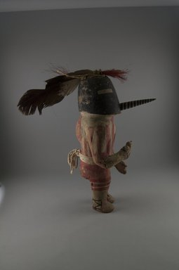 Brooklyn Museum: Kachina Doll (Kokopol)