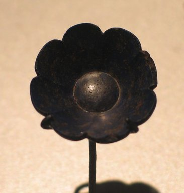 Brooklyn Museum: Amulet in the Form of a Flower