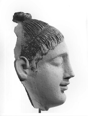 Brooklyn Museum: Head of a Lady