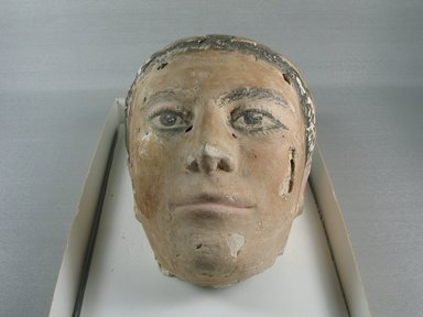 Mask of a Young Man