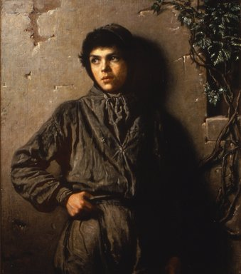 Brooklyn Museum: The Savoyard Boy
