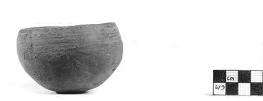 Deep Bowl. Pottery, 2 1/8 x Diam. 3 9/16 in. (5.4 x 9 cm). Brooklyn Museum, Charles Edwin Wilbour Fund, 07.447.370. Creative Commons-BY