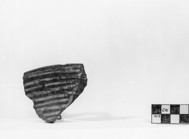 Pottery Fragment, Naqada I. Pottery, Greatest length: 2 7/8 in. (7.3 cm). Brooklyn Museum, Charles Edwin Wilbour Fund, 07.447.405. Creative Commons-BY