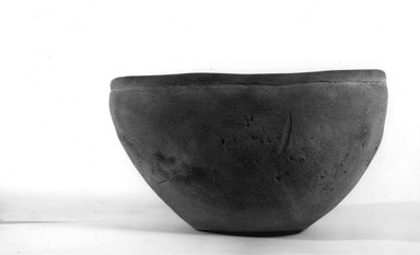 Brooklyn Museum: Deep Bowl with Rim