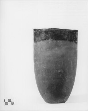 Goblet Shaped Vase. Clay, 9 1/2 x Diam. 5 1/2 in. (24.1 x 14 cm). Brooklyn Museum, Charles Edwin Wilbour Fund, 09.889.541. Creative Commons-BY