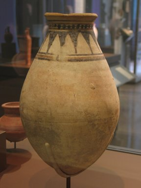 Brooklyn Museum: Gourd-shaped Jar