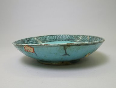 Bowl, 18th century. Ceramic, 2 7/16 x 9 5/8 in. (6.2 x 24.4 cm). Brooklyn Museum, Museum Collection Fund, 10.78. Creative Commons-BY