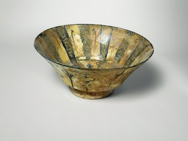 Bowl, 13th century. Ceramic, 3 7/8 x 8 1/2 in. (9.8 x 21.6 cm). Brooklyn Museum, Gift of Robert B. Woodward, 12.52. Creative Commons-BY