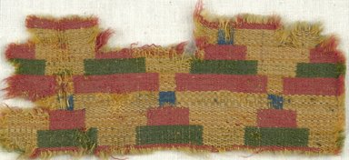 Brooklyn Museum: Compound Cloth Weave