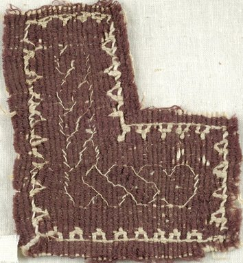 Brooklyn Museum: Tapestry Weave, Ornaments from Tunic