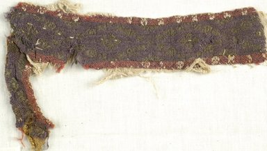 Brooklyn Museum: Woven Strip
